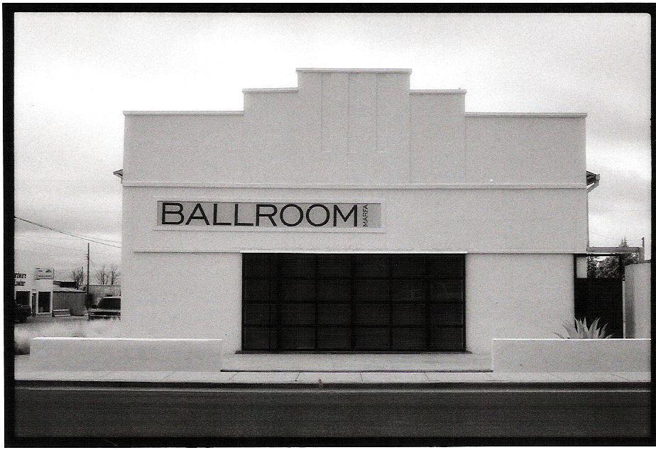 Marfa Ballroom