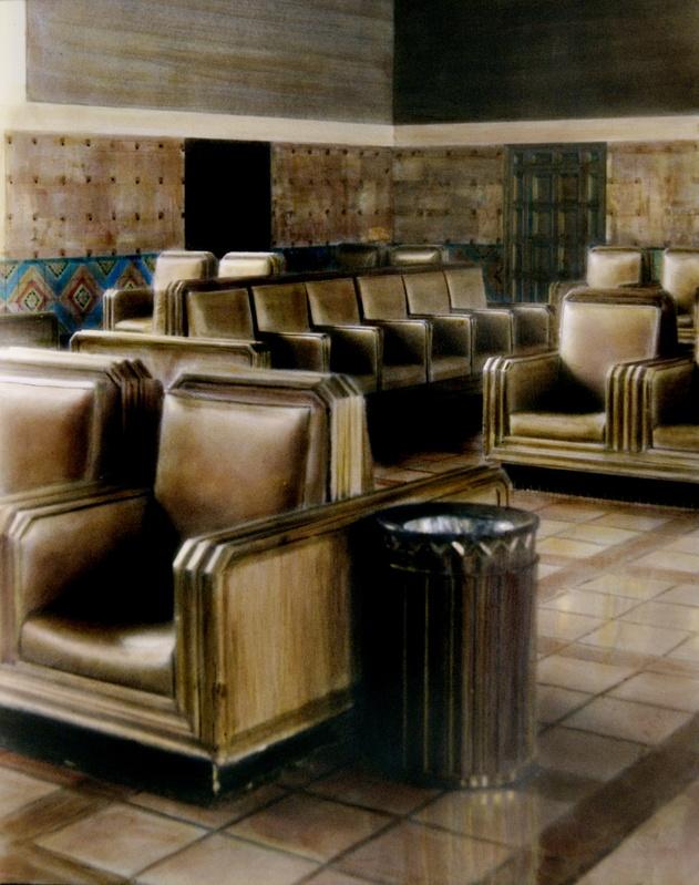 Union Station waiting Lounge